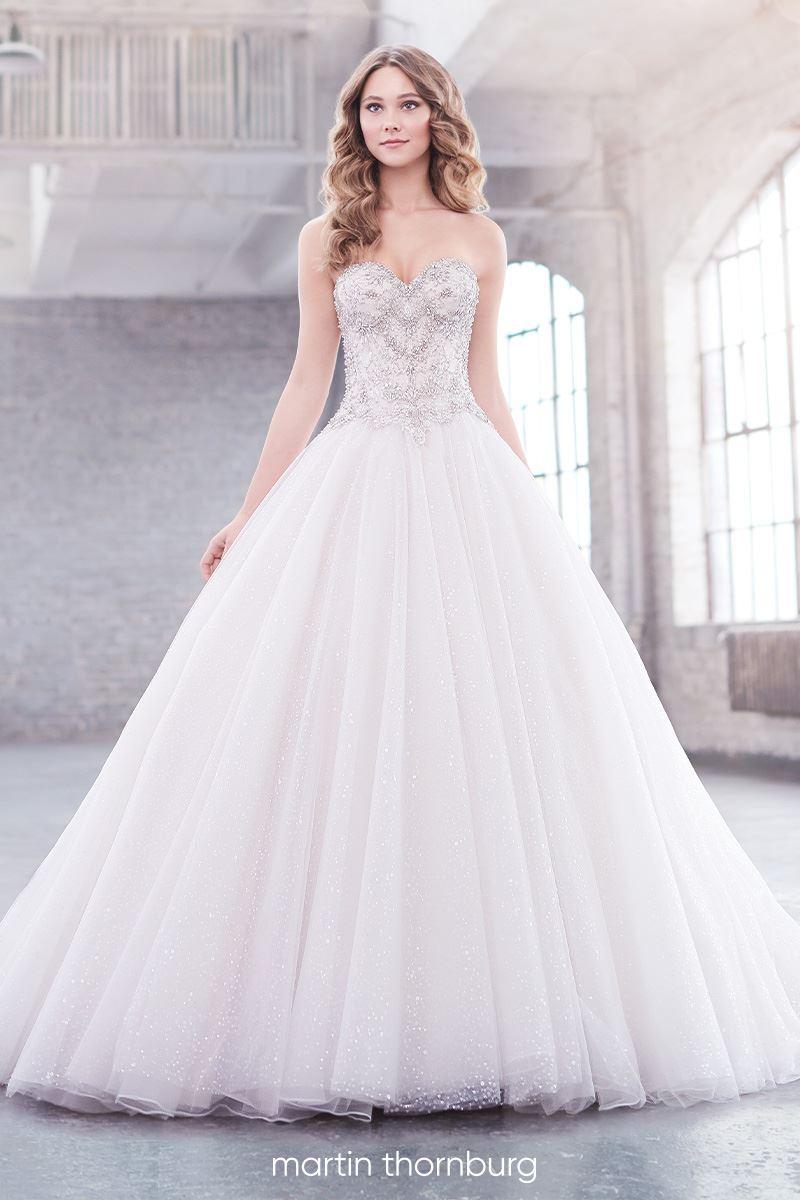 Martin Thornburg Wedding Dresses - Mon Cheri