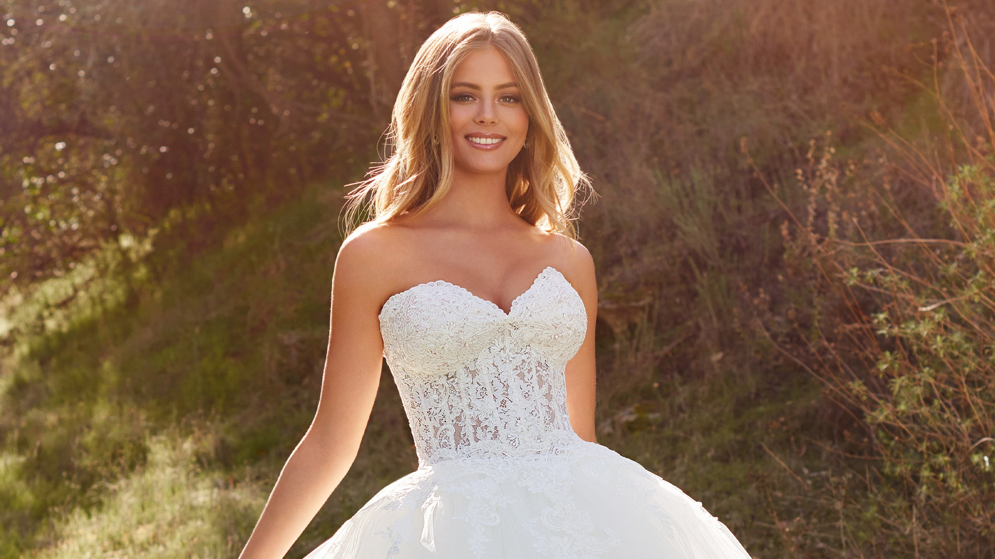 In a Princess Mood: 11 Ball Gown Wedding Dresses to Complete Your Royal Dreams
