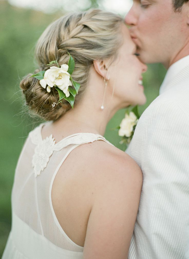 28 Beautiful Bridal Braids ~ we ♥ this! moncheribridals.com