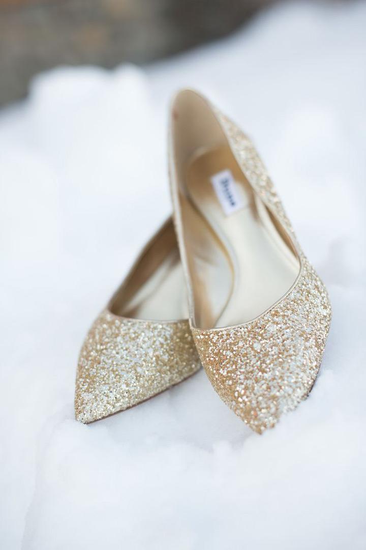 20 Winter Wedding Shoes