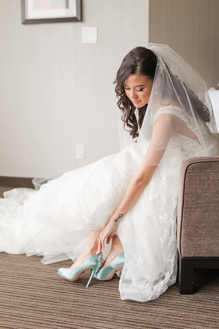 "Most Beautiful Bride Wears Martin Thornburg ""Jin"" Part One"