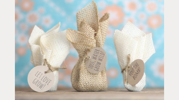 "21 More ""Not Jam"" Wedding Favors"