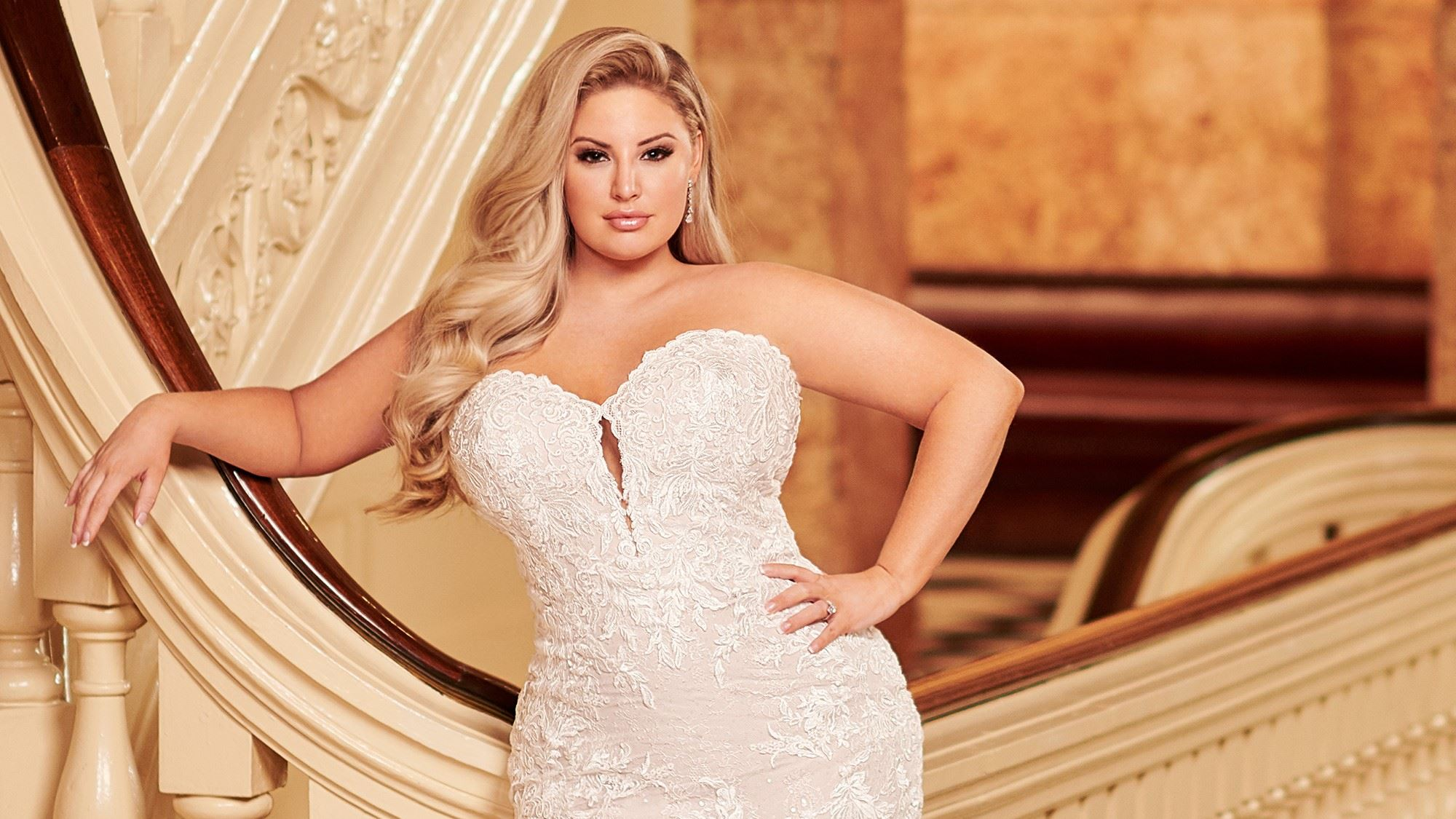 Find the Perfect Plus Size Wedding Dress Based On Your Own Unique Bridal Style