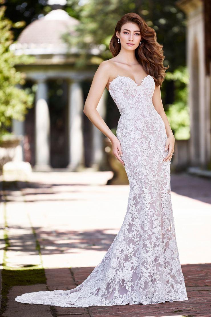 Nude Wedding Dresses Martin Thornburg